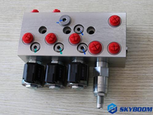 物料名称:制动双速浮动控制阀